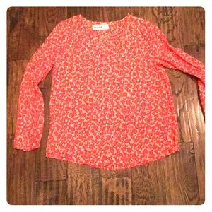 Old Navy Floral Blouse Sz-S